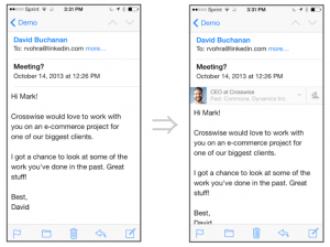 LinkedIn Intro' iOS app can read your emails in iPhone - The Hacker News